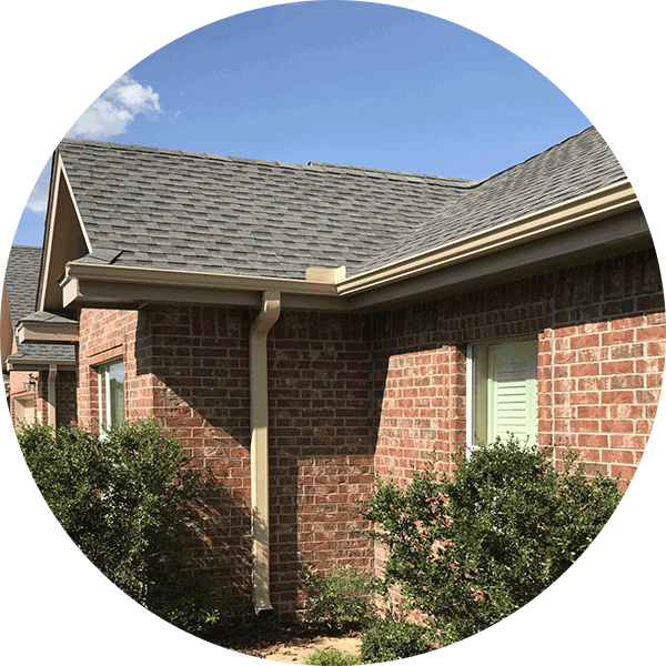 Gutter repairs in abilene, texas
